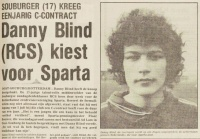 Danny blind wiki zb for Danny cruijff wikipedia